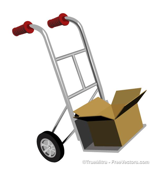 Cargo-Trolley