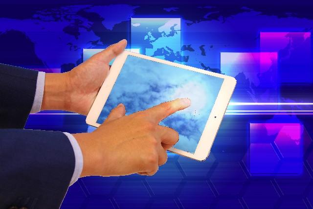 話題!タブレットPCを考慮したサイトデザインと販売促進活動