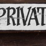プライバシーとパーソナライゼーションの兼ね合いは難しい