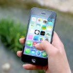 店舗購入に影響する携帯電話リサーチ